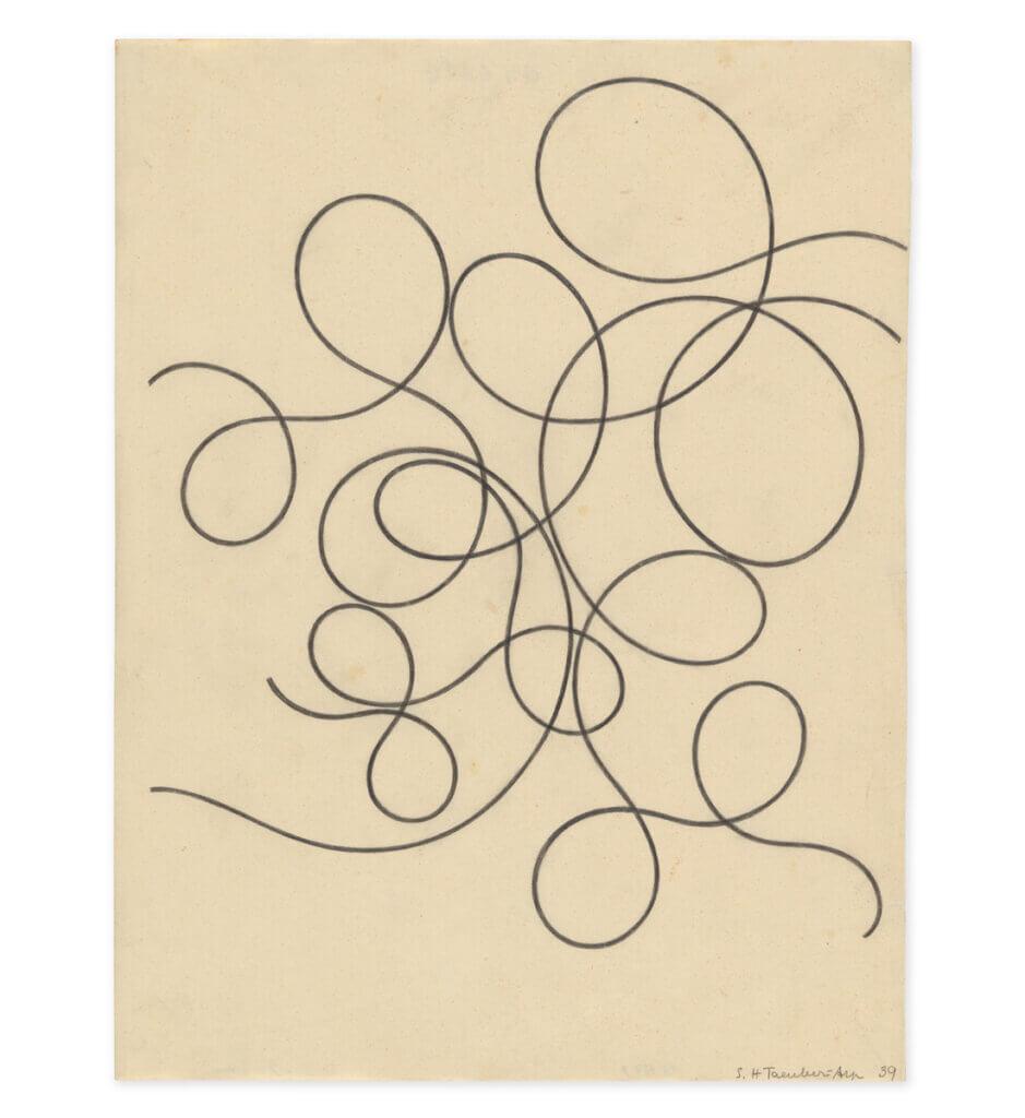 Mouvement de lignes <br>(Movement of lines)