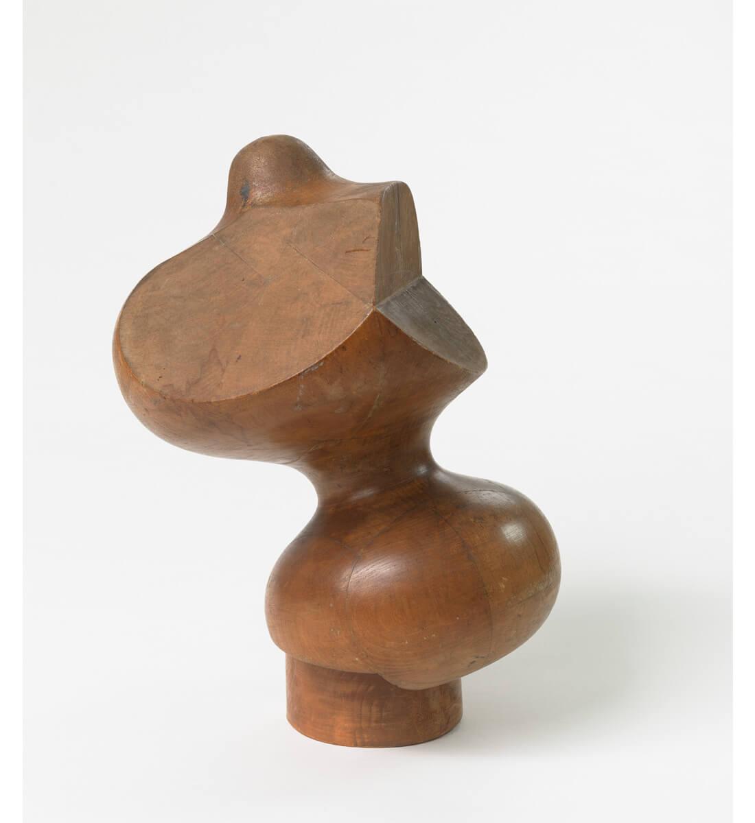 Sophie Taeuber-Arp / <br>Hans Arp <br><br>Sculpture conjugale <br> (Marital Sculpture)