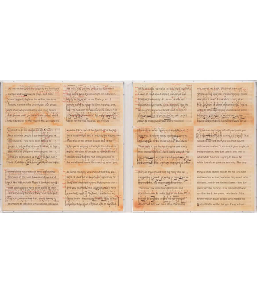 Librettos: Manuel de Falla/Stokely Carmichael, Set 24