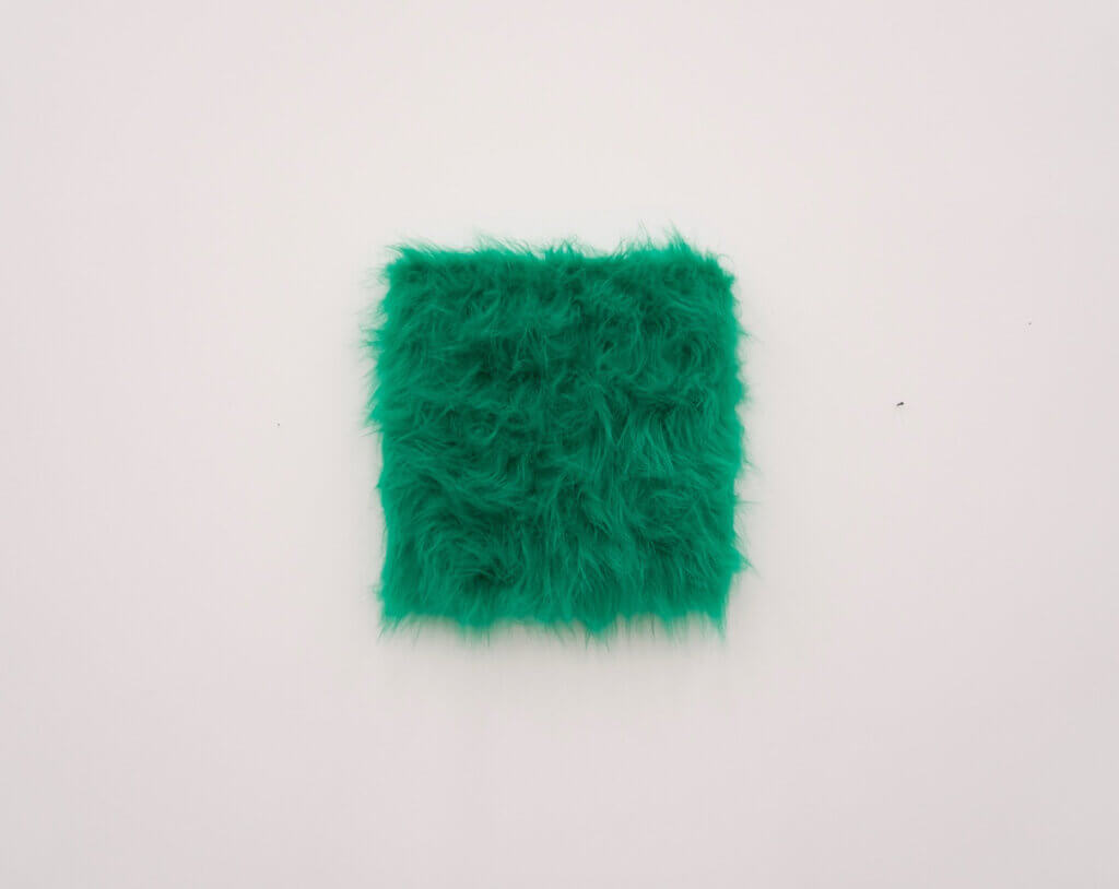 Cuddly Painting (green)