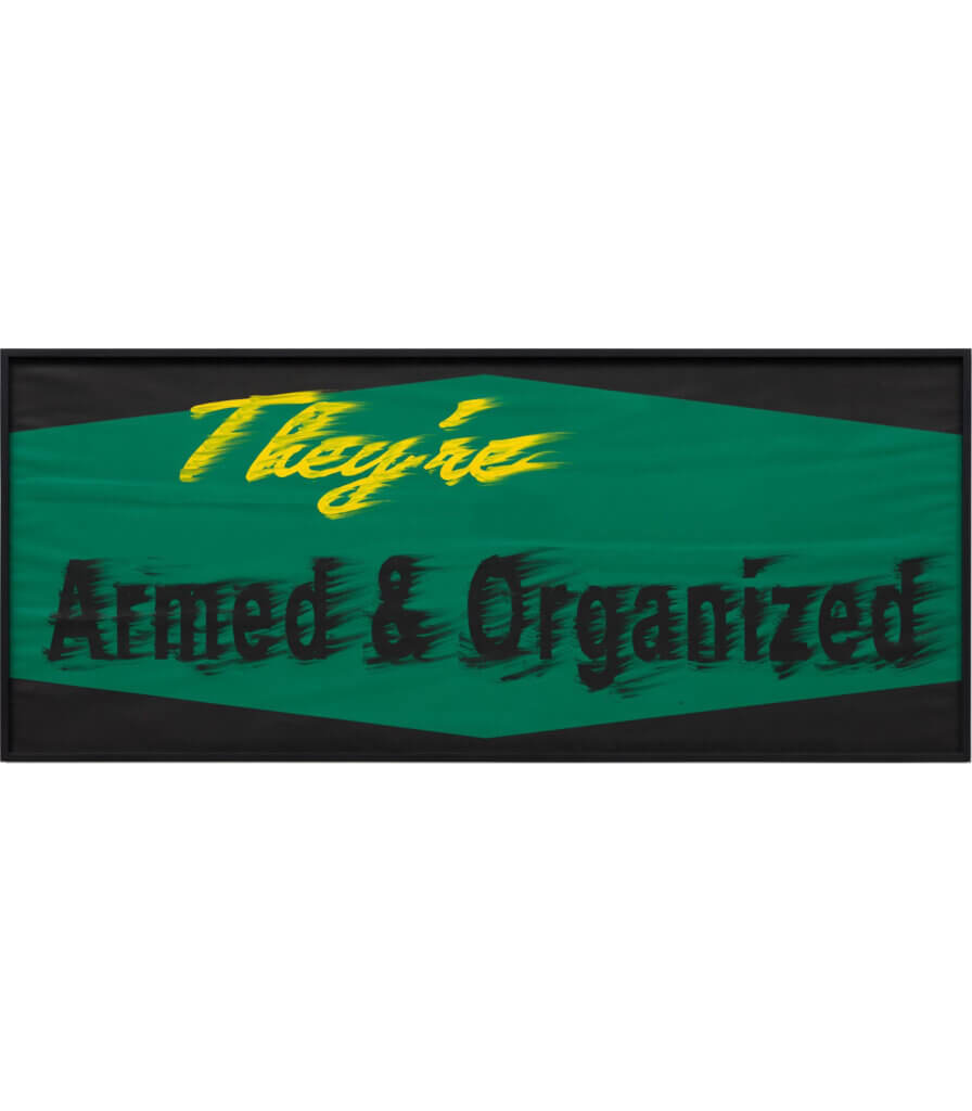 Armed And Organized